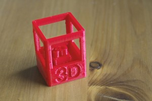 3D Printable Skill Badge