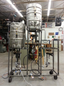 CNC Beer Brewing System