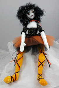 Art Doll Shellie Lewis 2016